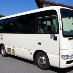 越後屋旅館・バス